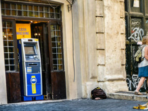 ATM Machine Services